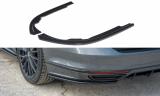 Boční spoilery pod zadní nárazník Volkswagen Passat R-Line B8 2015-