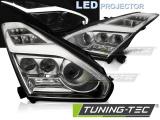 Přední světla Nissan GT-R 08-11/13 led chrom