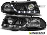 Přední světla Opel Astra F 09/91-08/94 černá