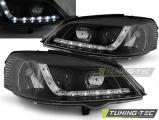 Přední světla Opel Astra G 09/97-02/04 černá