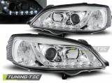 Přední světla Opel Astra G 09/97-02/04 chrom
