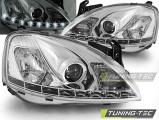 Přední světla Opel Corsa C 11/00 - 09/06 chrom
