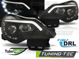 Přední světla Opel Corsa D 11-14 DRL černá
