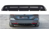 Středový spoiler pod zadní nárazník Volkswagen Passat R-Line B8 2015-