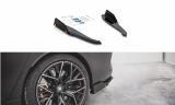 Boční spoilery pod zadní nárazník BMW M8 Gran Coupe F93 2019 -