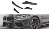 Přední přítlačné křidélka BMW M8 Gran Coupe F93 2019-