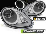 Přední světla Porsche Boxster/Cayman 987 05-08 silver xenon