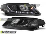Přední světla Renault Laguna 2 01-03/05 černá