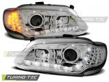 Přední světla Renault Megane/Scenic 96-02/99 chrom