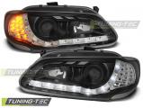 Přední světla Renault Megane/Scenic 96-99 černá