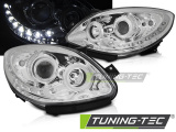 Přední světla Renault Twingo 07-11 chrom