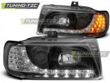 Přední světla Seat Ibiza/Cordoba /Polo VARIANT, Sedan 10/93-08/99 černá