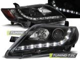 Přední světla Toyota Camry 6 XV40 06-09 černá