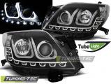 Přední světla Toyota Land Cruiser 150 09-13 TUBE černá