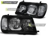 Přední světla Toyota Land Cruiser FJ100 98-04 černá