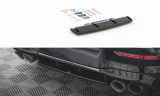 Středový spoiler pod zadní nárazník Volkswagen Golf R Mk8  2020 -