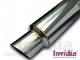 Koncový tlumič výfuku Invidia GT300 - nerez 63,5mm