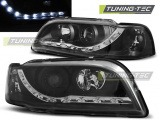 Přední světla Volvo S40/V40 02/96-04/00 černá