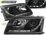 Přední světla Volvo S40/V40 02/96-12/03 černá