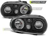 Přední světla VW GOLF 4 09/97-09/03 Sport černá
