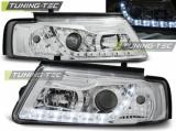 Přední světla VW Passat B5 11/96-08/00 chrom
