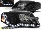 Přední světla VW Passat B6 3C 03/05-10 černá