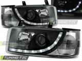 Přední světla VW T4 03/90/03 Transporter černá