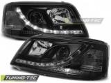Přední světla VW T5 03/04/08/09 černá