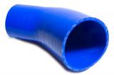 Silikonová hadice HPP redukční koleno 45° 38 > 51mm