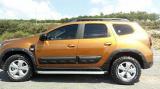 Body kit - lemy blatníků a panely dveří Dacia Duster I
