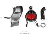 Karbonové sání Eventuri pro Toyota Yaris GR4 (20-) - černý karbon
