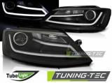 Přední světla VW Jetta VI 1/11-18 černá