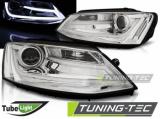 Přední světla VW Jetta VI 1/11-18 chrom