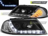 Přední světla VW Passat 3BG B5 FL 09/00-03/05 černá