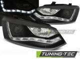 Přední světla VW Polo 6R 03/09/14 černá