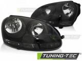 Přední světla VW Golf 5 10/03-09 černá
