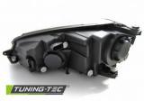 Přední světla VW Golf 7 11/12-17 Led DRL černá SEQ TUNINGTEC