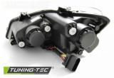 Přední světla VW Polo 6R 03/09/14 černá led TUNINGTEC