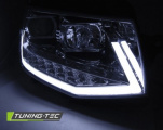 Přední světla VW T6 15-19 DRL chrom TUNINGTEC