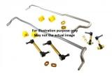 Set stabilizátorů Whiteline na Mitsubishi Lancer Evo 7/8/9 (01-07) - ZN 26mm