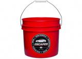 Escape6 červený kbelík, objem 13,25 l