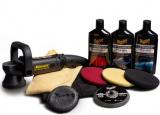 """Meguiar's DA Ultimate Kit 5"""" - kompletní 5palcová sada pro strojní renovaci, leštění a voskování lak"""