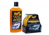 Meguiar's Gold Class Wash & Wax Kit - základní sada autokosmetiky pro mytí a ochranu laku