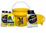 Meguiar's Ultimate Wash & Dry Kit - kompletní sada na mytí a sušení auta