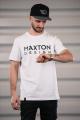 Pánské bílé tričko Maxton Design