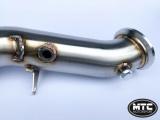 Downpipe s náhradou katalyzátoru MTC Motorsport BMW 2-Series F22 / F23 230i/ix B48 (16-)