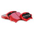 Přední brzdové destičky EBC Redstuff na Porsche 911 (996) 3.4 Carrera (97-02) EBC Brakes