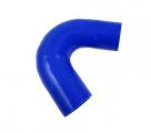 Silikonová hadice HPP redukční koleno 135° 63,5 > 76mm