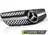 Maska Sport černá-chrom Mercedes SL R230 01/06