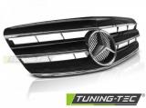 Maska Sport černá-chrom Mercedes W221 05-09